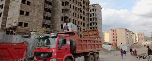New cement factory opens in Ethiopia - one of Africa's