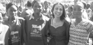 Nava with Zambia Health Workers (Website)