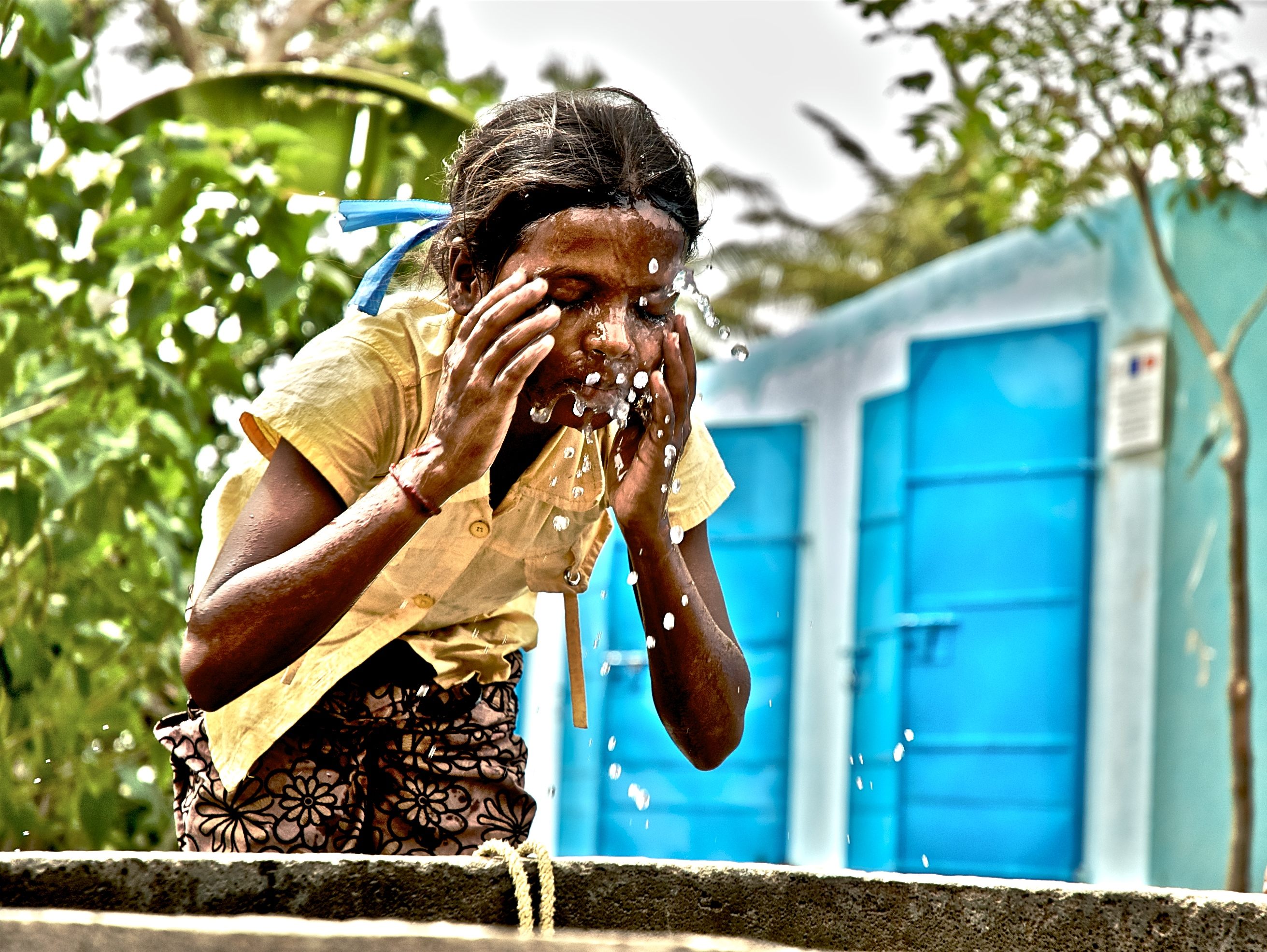 Demons Of Density Delivering Water And Sanitation To The