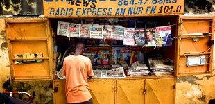 Senegal - Firms - Newsstand