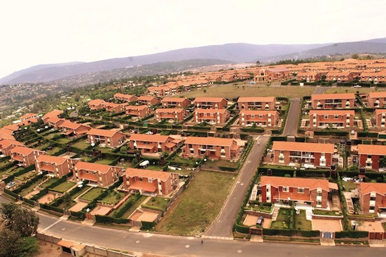 Building affordable housing in Kigali - IGC